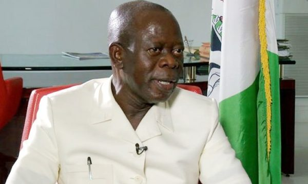 Appeal Court Upholds Oshiomhole's suspension as APC's National Chairman