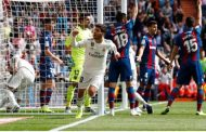 La Liga: Real Madrid's unenviable run continues with defeat by Levante