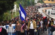 Migrant caravan moves on through southern Mexico towards US