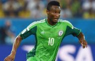 Mikel excused from Nigeria squad to allow recovery from injury