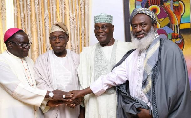 Atiku-OBJ Reconciliation Meeting: My side of the story by Bishop Kukah