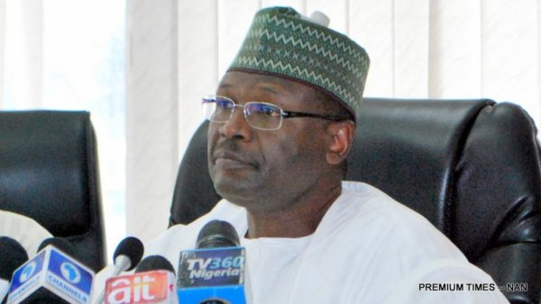 INEC bares its fangs: bans APC from fielding candidates in Zamfara for 2019