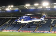 Leicester City owner's helicopter crashes leaving stadium