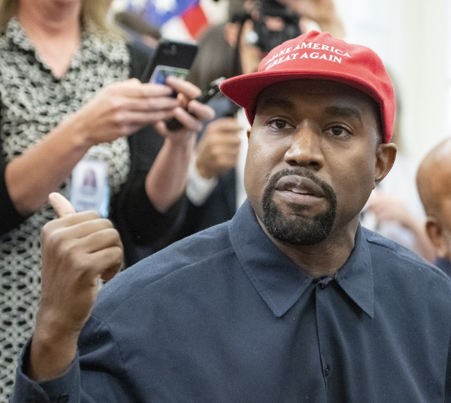 Kanye West in a surprise U turn distances himself from Trump and politics: Says 'I've been used'