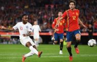 UEFA Nations League: Raheem Sterling scores twice as England record historic win over Spain in three decades + All Monday's Results