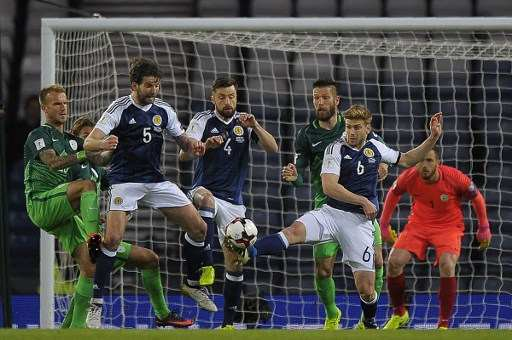 European Nations League: Israel v Scotland (19:45) + All Today's Fixtures