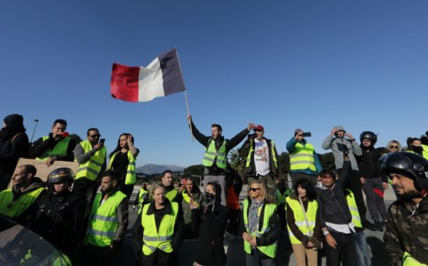 French fuel prices protests: One dead, over 100 injured
