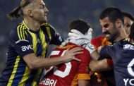 Istanbul derby: Free-for-all fight as Galatasaray and Fenebahce draw 2-2 in