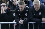 Leicester City helicopter crash: We chose to play against Cardiff - Jamie Vardy