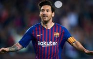 UEFA Champion League: Messi strong to face Inter Milan