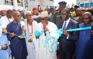 Obasanjo commissions Asaba Stadium, endorses Okowa for 2nd term