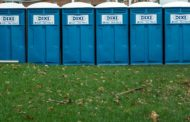 Men steal more than 100 portable toilets in Germany