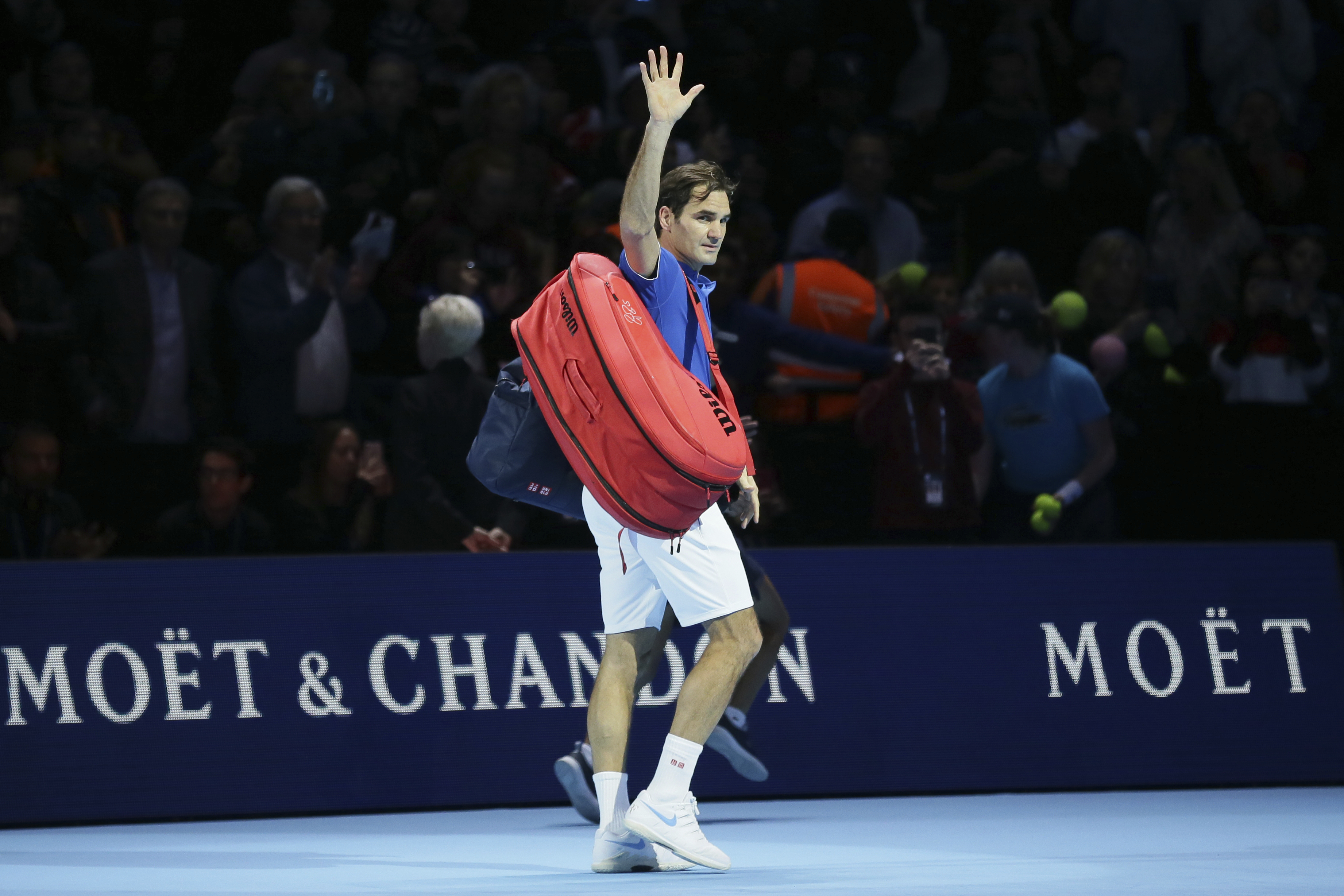 Zverev halts Federer's 100th career title campaign; to square up with Djokovic for ATP Finals crown