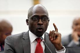 SA Minister Gigaba resigns weeks after sex video scandal