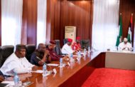 South East Leaders meet Buhari: Present to him a