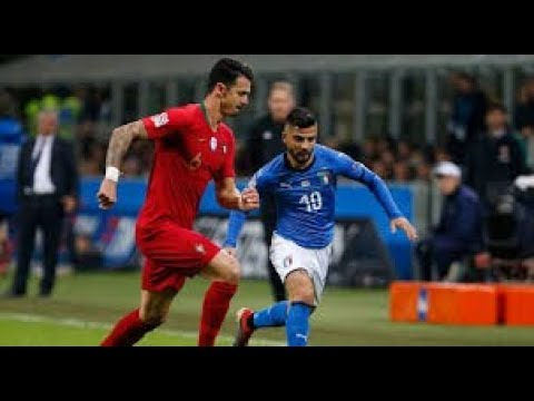 UEFA Nations League: Portugal advance to finals after goalless draw with Italy, set to host tournament