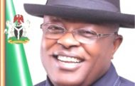 Gov. Umahi presents 178 bn budget for 2020