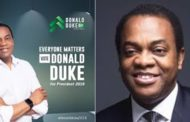 Donald Duke says his monthly income is N156k