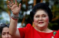 Imelda Marcos faces prison after corruption convictions