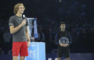 Zverev beats Djokovic to win ATP Finals title