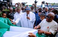 Buhari inaugurates new Nnamdi Azikiwe International AirportTerminal