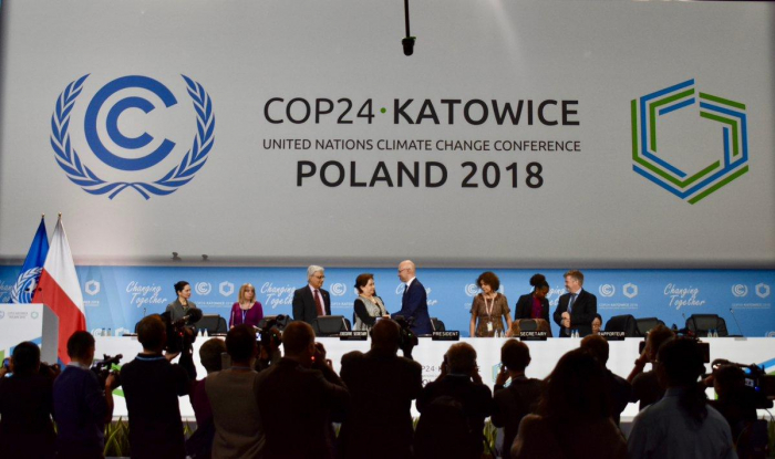 Polish president defends coal use at UN climate conference