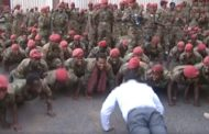Protesting Ethiopian soldiers given jail terms