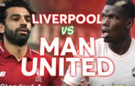 Premier League: Liverpool vs Manchester United (17:00) + Other Matches for Sunday