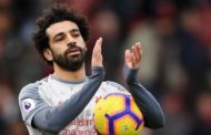 Mo Salah scores another hat-trick as Liverpool thrash Bournemouth to topple Man City at the top