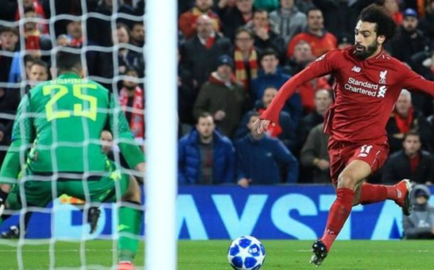 UEFA Champions League: Mo Salah's goal takes Liverpool to Round of 16 + All the Results