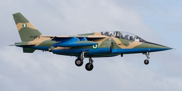 Nigerian Air Force to acquire 2 Agusta Westland attack helicopters