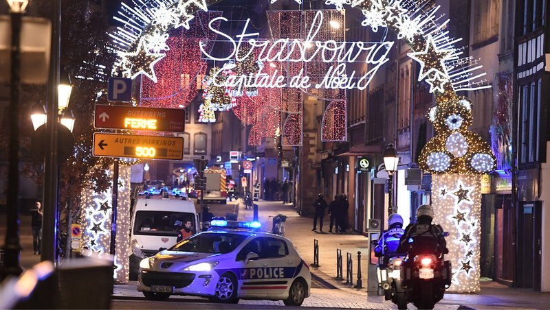 Islamic State claims responsibility for Strasbourg shooting