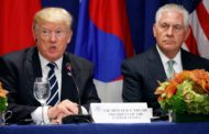 Trump calls Tillerson 'dumb as a rock' following criticism