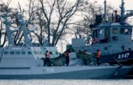 Ukrainian Navy chief offers himself for release of detained crew