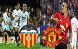 Wednesday's UCL Fixtures: Valencia vs Manchester United + All the other matches