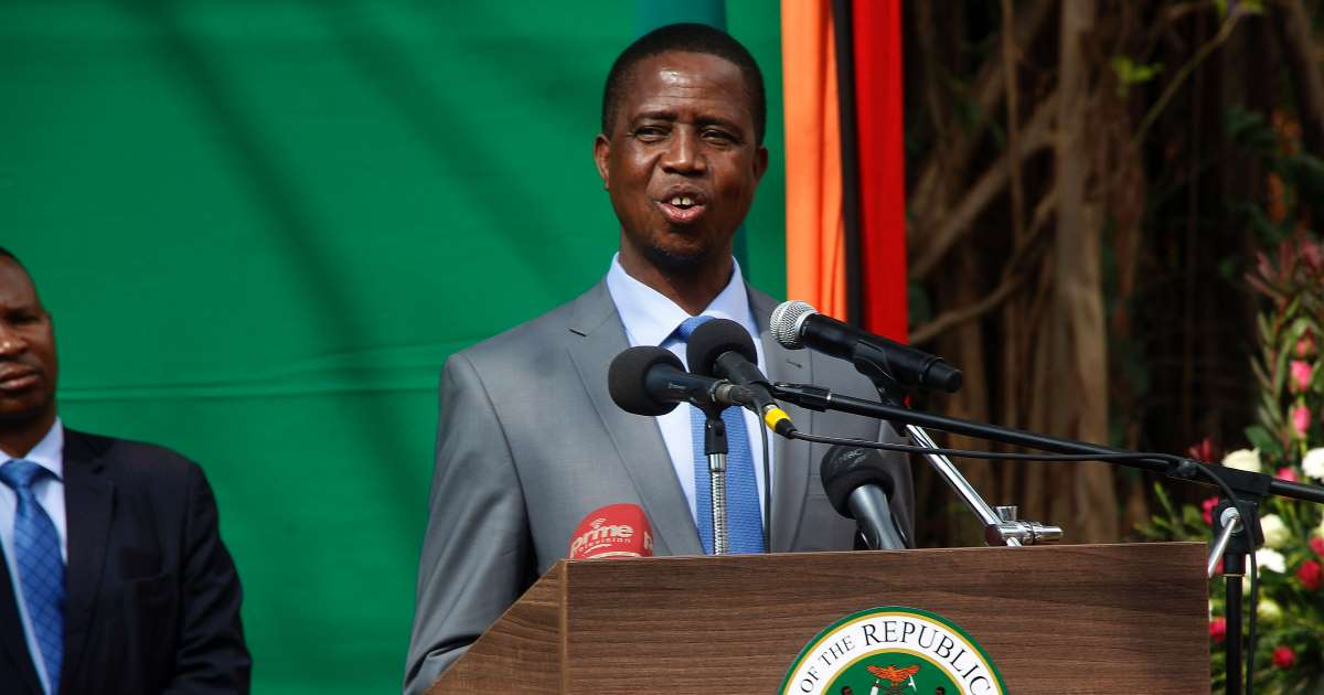 Zambia denies White House claim that China is taking over power utility over debt