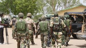 Nigeria Army rescues 31 persons from Boko Haram in Borno
