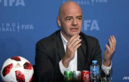 Football: Infantino says he has wide support for 48-team World Cup in Qatar