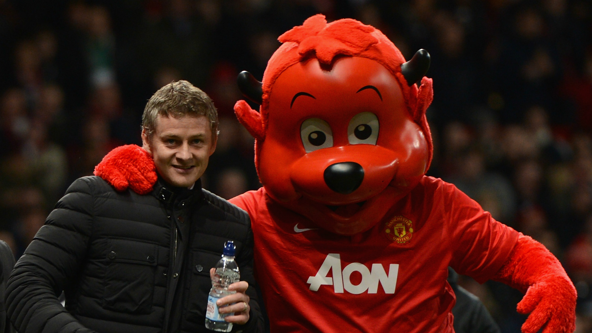 Ole Gunnar Solskjaer: Caretaker Manager says he will 'get Man Utd players enjoying football' again