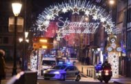Manhunt under way after deadly shooting at French Christmas market