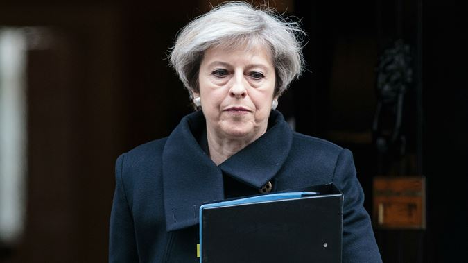 PM Theresa May faces No-Confidence Vote over Brexit deal