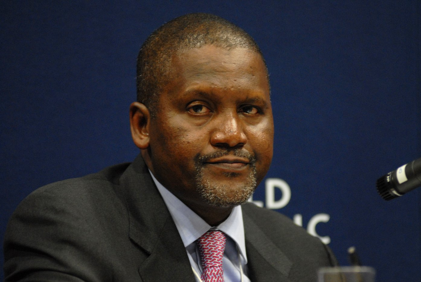 Dangote Refinery good example of local content -  Wabote