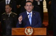 Guatemala withdraws from UN anti-corruption commission