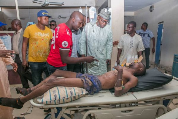 Alleged PDP thugs attack APC members in Ilorin