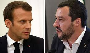 Salvini calls Macron a 'terrible president' amid migration row