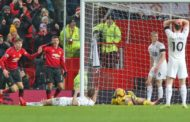 Man Utd fight back from 2-0 down to hold Burnley @ Old Trafford, as Solskjaer's winning runs end