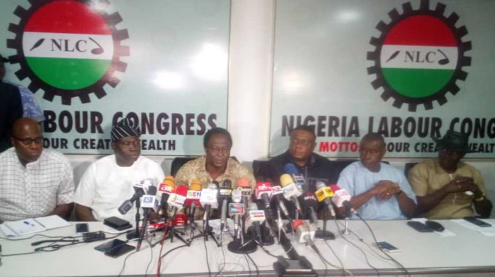 Minimum Wage: NLC rejects N27,000, to engage NASS on Monday