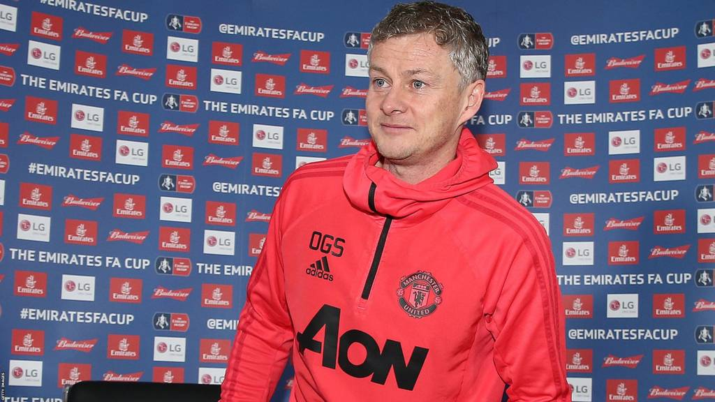 Ole Gunnar Solskjaer admits Man Utd don't deserve 'Top Four' as team crash out after 1-1 draw at Huddersfield