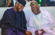 Osinbajo, Tinubu, governors attend Akande's 80th birthday