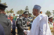 Saraki didn't snub IGP Idris at Remembrance Day – Aide (See Pictures)